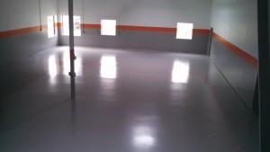 twin cities warehouse floor coating