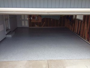 Shakopee garage floor coating