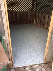 shakopee gazebo floor coating